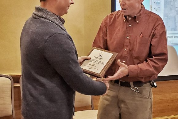 Red-tail Conservation Awards Presented
