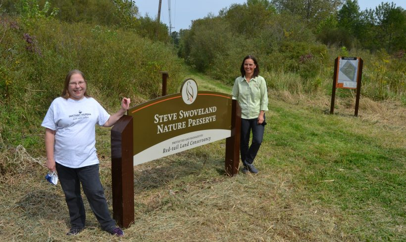 Hagerstown nature preserve renamed after local conservation hero